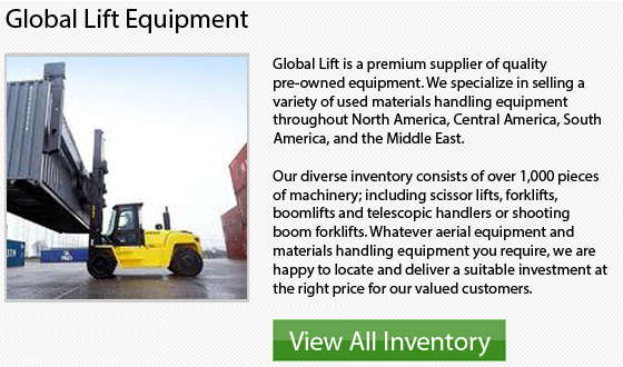 Used Forklifts Pennsylvania - Large Selection of Equipment in all Makes and Models